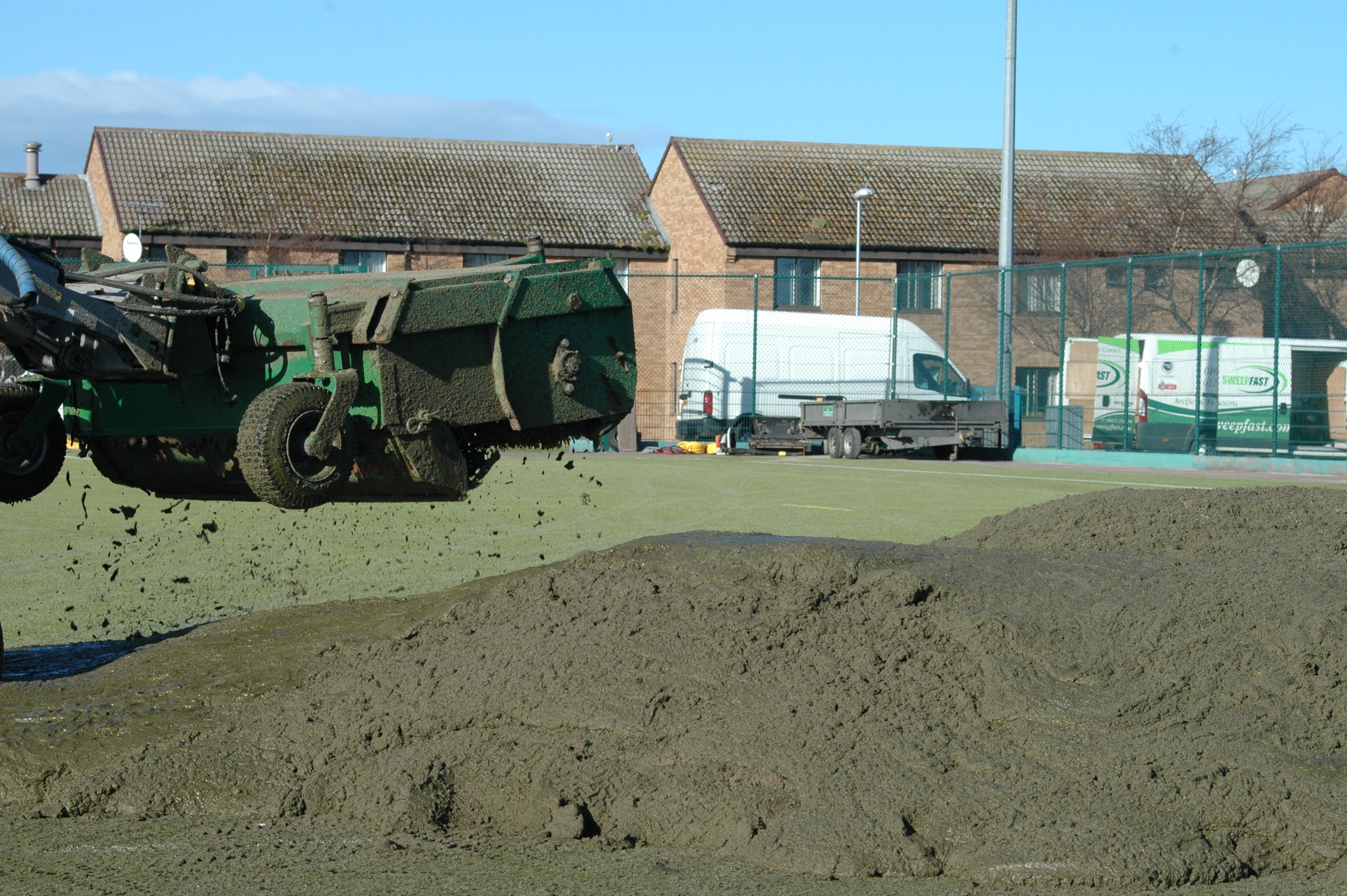 Sand Extraction