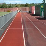 Running Track Clean